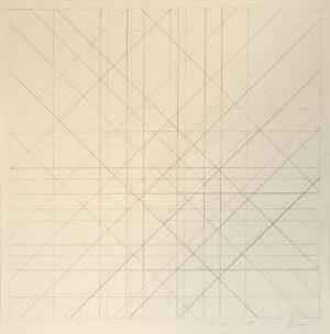 KF#05 – 24 línupör – blýantur 60x60 – 2015