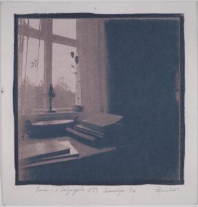 Heima — í Skógargerði No13 20×20 cm, 1/16