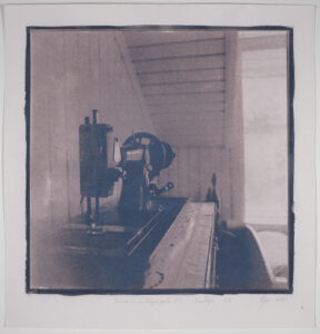 Heima — í Skógargerði No6 30×30 cm, 1/8